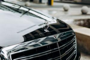 Mercedes maska
