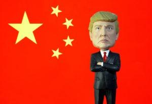 Obchodní válka USA Čína