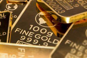 Zlatá cihla Fine Gold 100 G