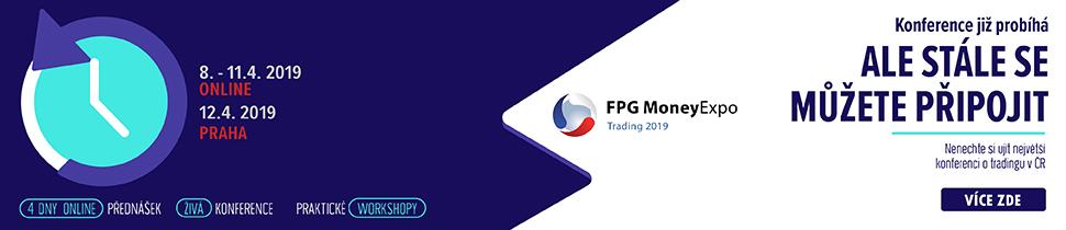 Konference FPG MoneyExpo Trading 2019