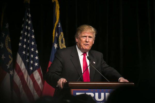Prezident Donald Trump